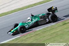 [3] Ian Simmonds (Tyrrell 012) (DFGfotografia) Tags: barcelona cars car coche motor catalunya circuit campeonato coches montjuich montmelo vehiculos circuito espíritu circuitdecatalunya clasicos gpmasters tyrrell012 iansimmonds circuitcatalunya mckopy mckopyxel wwwmckopyxeles