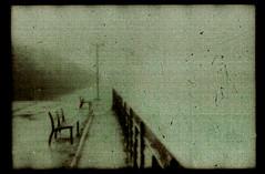 les bruits de l'oubli (laboratoire de l'hydre) Tags: mer silhouette port gare decay gaz stalker bela rue loire brouillard usine ponton brume jete tarr chemine pologne abandonn tarkovski angelopoulos bestcapturesaoi