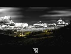 Viaduc de Millau 2 (DsignArt30) Tags: ciel nuages millau pilier viaduc valle dsignart30