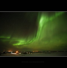 "Energetic charged particles with atoms or in other words ""Aurora Borealis"" (Ptur Gunn Photograpphy) Tags: sun lights words other with or pollution aurora leftovers flare northern eruption particles atoms borealis charged energetic norurljs hrtafjrur      eroption  hrtafiri  svejustair mygearandme mygearandmepremium mygearandmebronze   auror boreal"