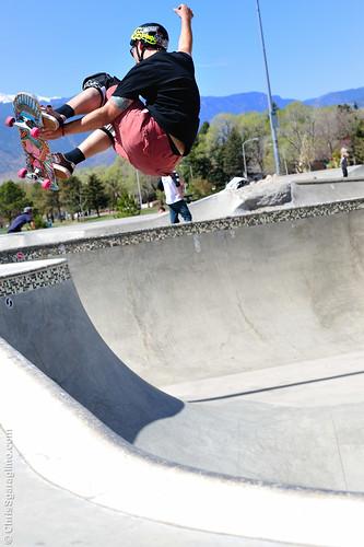 Memorial Skate Park
