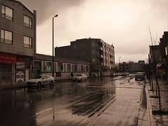 (Pourikia) Tags: street rain iran   arak