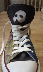 a23838216699b4 ... halo converse sharpie custom sharpies. Phantom of the Opera ( fallonkeegan) Tags  opera shoes mask converse sharpie custom phantom