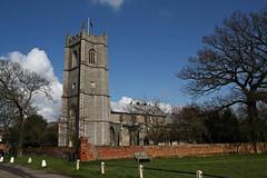 Heydon, Norfolk, St Peter and St Paul (Tudor Barlow) Tags: england spring village norfolk churches villages listedbuilding parishchurch heydon tamron1750 gradeilistedbuilding 1000bestchurches