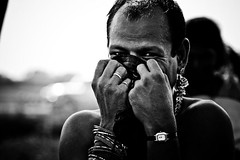 one-day-old wives | Koothandavar Festival (ayashok photography) Tags: india asian nikon asia emotion indian makeup crossdressing transgender desi cry widows widow transexual queer tamilnadu genderqueer bharat hijra bharath desh barat androgyne heterosexuality barath thaali transsexualism villupuram daughterofgod thirdsex templefestival twospirit tansgender transman intersexuality whitesaree manjal transwoman koovagam kuvagam thirdgender bigender koothandavar ayashok ulundurpet nikond300 oppari thirunangai aravaan trigender koothandavartemple genderdiverse genderidentitydisorderindia