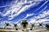 Lockheed P-3 Orion (eCHstigma) Tags: california airplane nikon tokina orion mountainview lockheed ultrawide hdr moffettfield p3 d7000 1116mmf28