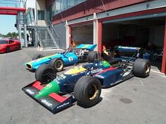 Lola LC89 F1 '89 (Thomas Rondeau) Tags: sport de lola f1 collection val 1989 et vienne 2012 89 vigeant lc89