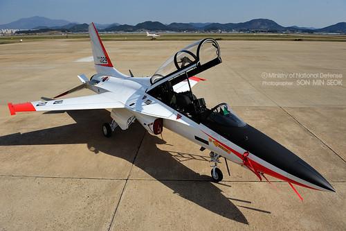 2009년 3월 공군 T-50 (2)