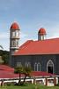 Iglesia de San Rafael - Church of San Rafael, Zarcero, Costa Rica (mikebaird) Tags: church costarica zarcero mikebaird churchofsanrafael iglesiadesanrafael