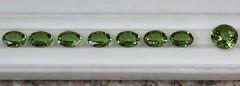 diaspore under fluorescent light (jamespicht) Tags: turkey jewelry gem colorchange diaspore zultanite