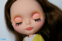 Minerva's eyelids :)