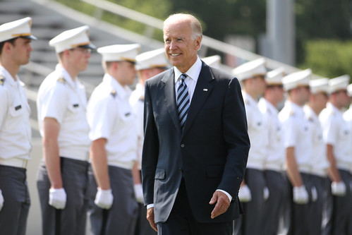 VP Joe Biden by West Point - The U.S. Military Academy, on Flickr