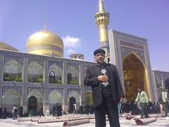 20120210081 (majidcha) Tags: reza mashhad  emam    ziyarat