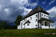 limbarska_01 (alamond) Tags: storm church architecture canon slovenia 7d usm ef 1740mm 1740 topaz adjust f4l llens limbarska