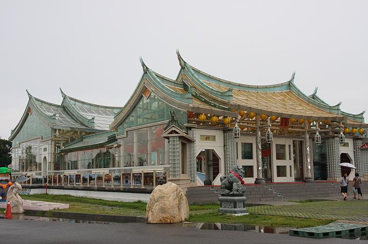 台灣玻璃館(玻璃廟)031