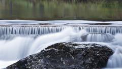 River Tevla III, Merker (kkorsan) Tags: longexposure water norway norge nikon 2012 nordtrndelag d90 merker hoyandx400 centralnorway mygearandme mygearandmepremium teveldalen tevla