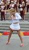 Img284915nx2 (veryamateurish) Tags: london trafalgarsquare cheerleaders band usc universityofsoutherncalifornia girl woman miniskirt