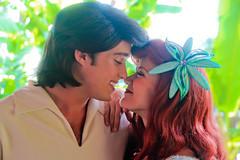 Ariel and Prince Eric (abelle2) Tags: ariel princess prince disney disneyworld mermaid wdw waltdisneyworld magickingdom adventureland disneyprincess thelittlemermaid princeeric princessariel disneyprince