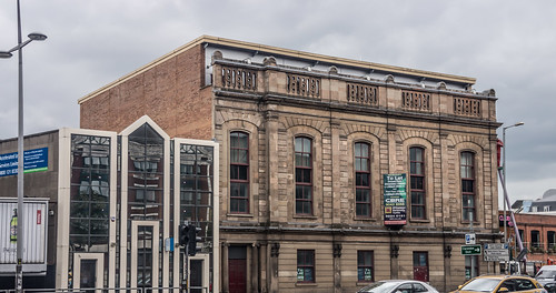 Buildings On Dunbar Link (Belfast)