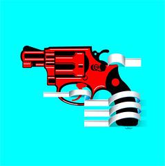 bang bang baby (Waldo Longo) Tags: red revolver bang