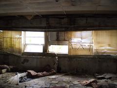 Decay (rushforsutherland) Tags: county school windows abandoned rural high closed decay kentucky ky mc abandon derelict napier perry hazard