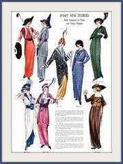 1914 Ladies Fashion - Smart New Decrees   in Color 1914 (carlylehold) Tags: opportunity robert mobile email smartphone join tmobile keeper signup haefner carlylehold solavei haefnerwirelessgmailcom