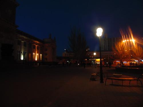 Привокзальная площадь в Волгограде ©  noisemaxim
