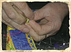 (michelangelo11) Tags: sardegna costumes nikon sardinia hand embroidery traditions mani costumi barbagia tradizioni ricami gennargentu desulo