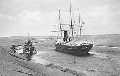 02_Suez Canal - Natal Ship (usbpanasonic) Tags: natal canal ship redsea egypt portsaid mediterraneansea egypte  suez egyptians egyptiens