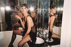 Kate Moss. Londres, 2006. Vogue Italia. -® Mario Testino