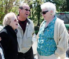 Pat Bonner and Eileen Dillon Moran