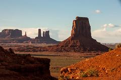 Approaching That Golden Hour (jpmckenna - Denali Bound) Tags: arizona landscape sandstone desert highdesert monumentvalley navajotribalpark getoutside