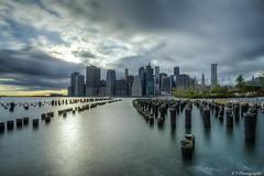 Pose longue sur Manhattan (Corben @) Tags: new york manhattan 400 nd sur pse longue