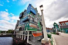 Zaandam - Amazing Netherlands (Hewraman (Catching up ) :-)) Tags: sun holland netherlands colors hotel zaandam nederlande