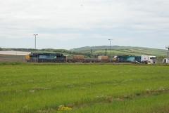 37259, 68023, Torness, 02 June 2016 (brel158701) Tags: rail services direct torness drs 37259 68023
