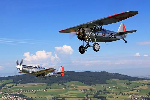 Swiss Mustang & D26