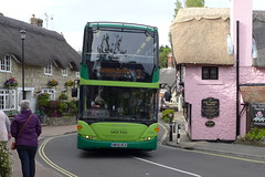 HW09BCK Southern Vectis 1148 (neiljennings51) Tags: bus southern vectis isle wight psv pcv