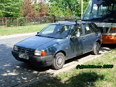 1988 Fiat Tipo (junktimers) Tags: fiat 1988 tipo