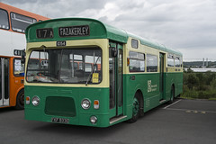 FKF 933G  1968  Leyland Panther/MCW  Merseyside PTE 1054 (wheelsnwings2007/Mike) Tags: stadium rally trent 1968 pops stoke leyland britannia merseyside 2016 fkf 1054 pte 933g panthermcw