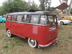 VW 23 Window Bus RHD - 1956 (MR38.) Tags: vw 23 window bus rhd 1956