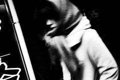 no.894 (lee jin woo (Republic of Korea)) Tags: street shadow blackandwhite bw self subway mono photographer hand snapshot korea snap gr ricoh