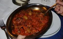 caponata siciliana in ricetta. (RicetteItalia) Tags: ricette