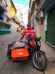 Havana. Cuba (H.L.Tam) Tags: street taxi havana cuba documentary sketchbook cuban iphone bicycletaxi habanavieja cubanfaces cubantaxi cubanbicycle iphone6s harbana bicycleincuba cubasketchbook
