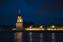 179/366 (romainjacques17) Tags: france night canon nightscape streetphotography 365 larochelle tamron 6d picoftheday 2470mm project365 365project