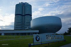 BMW Museum (Doy Ablola) Tags: travel digital vintage munich europe gr ricoh lightroom apsc vsco
