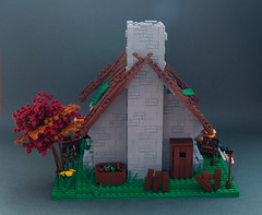 The longest sandwich in the Kingdom (crises_crs) Tags: lego cottage house sandwich people zbudujmyto
