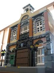 Fire Brigade (remake) (Yodoba) Tags: building lego moc 10197