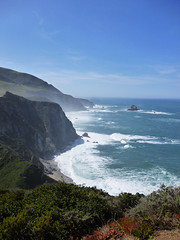 big sur (petebeck) Tags: ocean california ca coast surf bigsur coastline