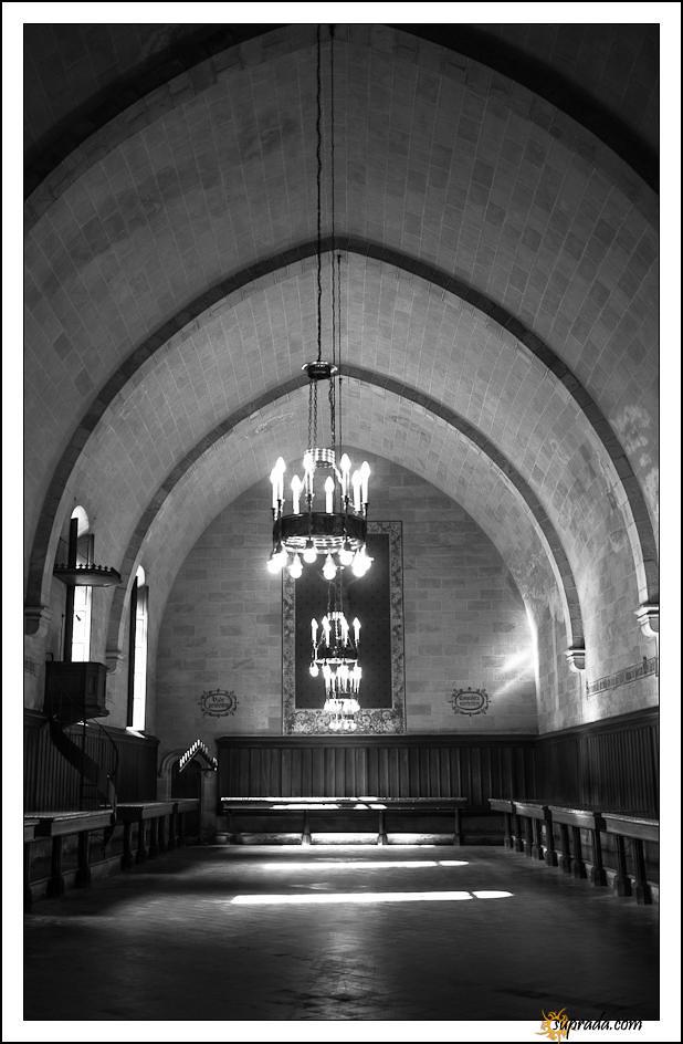 Dining room - Monastir de Pedrables