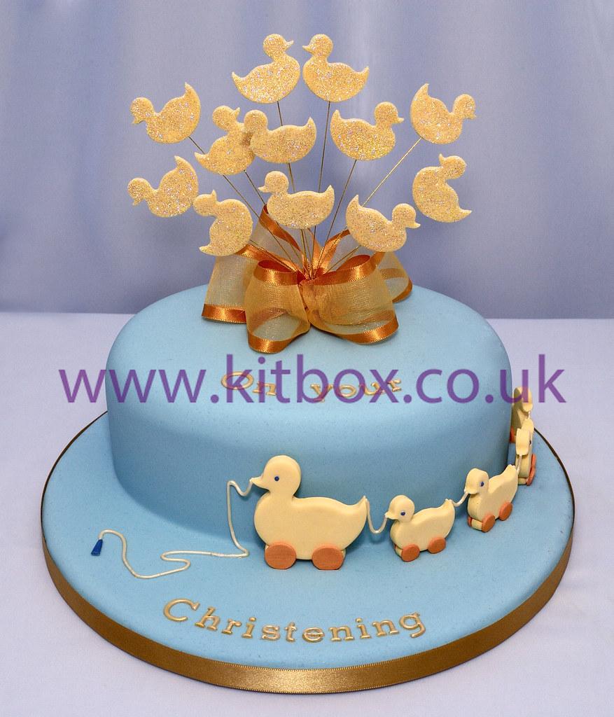Kit Box Sugarcraft And Cake Decorating